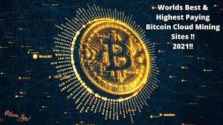 Top 10 Bitcoin Mining Sites 2021
