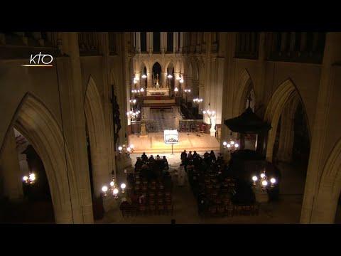 Vêpres du 2ème dimanche de l'Avent (8 décembre 2019)