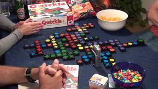 Spiele-Podcast.de testet: Qwirkle (Spiel des Jahres 2011)