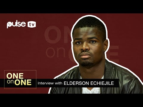 One On One: One on one with Elderson Echije