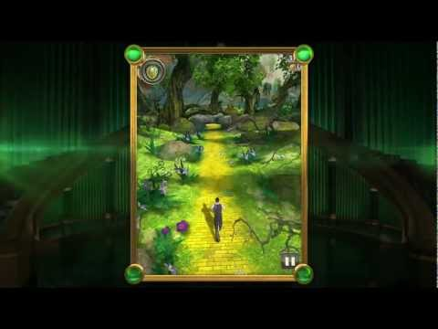 Follow The Yellow Brick Road To Temple Run: Oz
