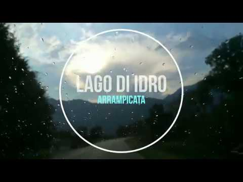 Скалолазание. Озеро Идро. Италия. / Arrampicata.