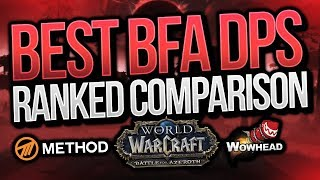 Top 5 Best Battle for Azeroth DPS (Ranked)   Class Changes & Viability