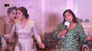 Huma Qureshi's Sandal Broke At Partition 1947 Music Launch