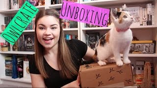 February Owlcrate Unboxing | Scifi Love