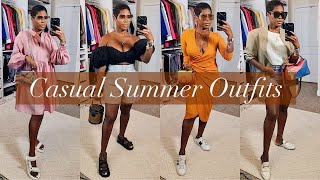 10 Casual Summer Outfits 2020 | Lookbook| Highlowluxxe
