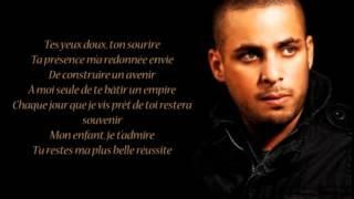 Bilel   Mon Enfant (Lyrics)