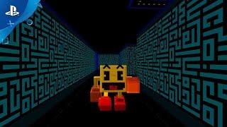 PlayStation PAC-MAN comes to Minecraft anuncio