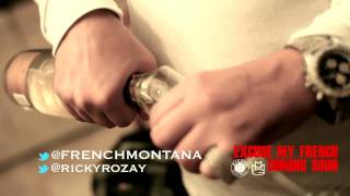 French Montana & Rick Ross Toast To His Bad Boy / MMG Deal
