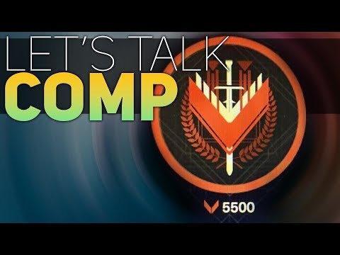 Competitive's new 'True Skill' System (MAJOR Competitive Changes) | Destiny 2 Shadowkeep