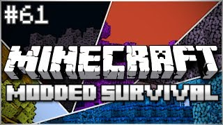 Minecraft: Modded Survival Let's Play Ep. 61 - The Vamacheron