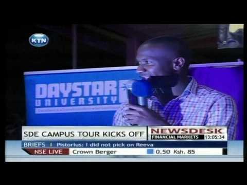 SDE campus tour kicks off at Daystar university