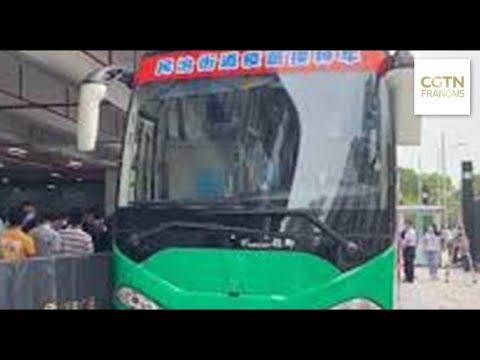COVID-19 : davantage de véhicules de vaccination mis en service en Chine COVID-19 : davantage de véhicules de vaccination mis en service en Chine