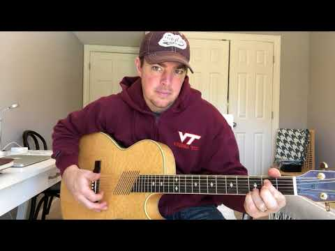 Most People Are Good | Luke Bryan | Beginner Guitar Lesson