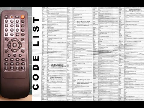 rrs41 remote instructions