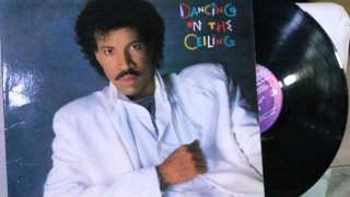 Lionel  Richie=TONIGHT  WILL  BE  ALRIGHT