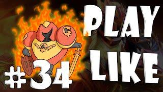 #34 Play like Dragon Knight (Dota 2 Animation)