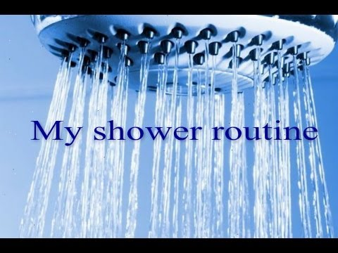❤ My shower routine ❤