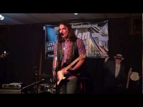 Tiny Miles and the Big Kids - Don't Throw Your Love On Me So Strong - 2/23/2012
