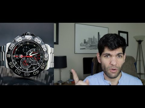 Why Tag Heuer Watches Are Garbage –  Per The Watch Community