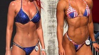 Are Tall Bikini Girls Sexy?