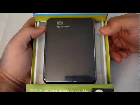 Western Digital My Passport 2TB USB 3.0 portable hard drive review