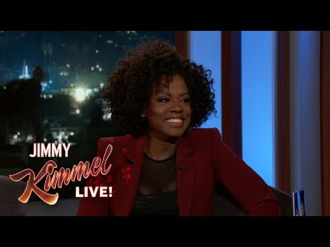 , title : 'Viola Davis on How to Get Away with Murder & New Children's Book'