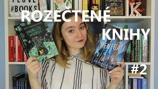 MÉ ROZEČTENÉ KNIHY #2 | Books Lover Kiki