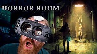Комната пыток VR видео 360
