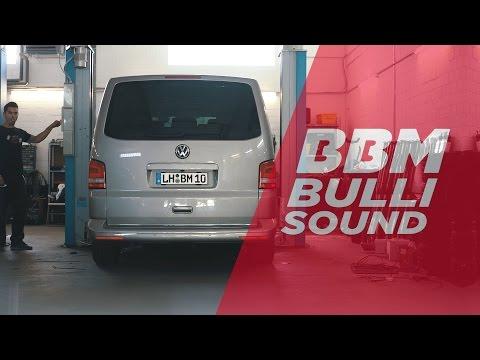 BBM Bulli #3 V8 Sound für den VW T5 by BBM