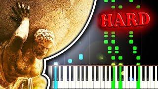 BABA YETU from CIVILISATION IV - Piano Tutorial
