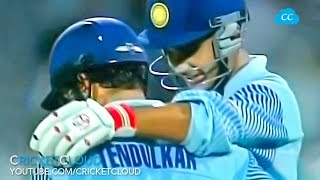 Sachin & Sourav Ganguly ON FIRE | Best Mates | Best Opener !!