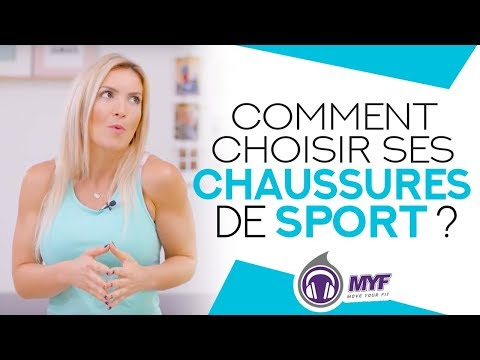 COMMENT CHOISIR SES CHAUSSURES DE SPORT? - Websérie FITNESS TRANSFORMATION by MYF (87/90)
