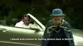 Hitler encounters Fegelein's grandma