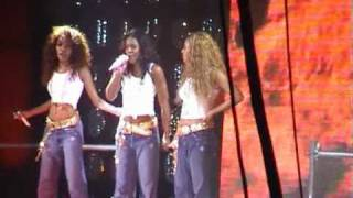 Destiny's Child - Lose My Breath (Destiny Fulfilled World Tour 2005 - Barcelona, Spain)