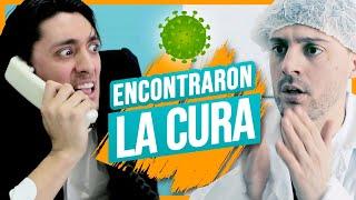 ENCONTRARON LA CURA   Hecatombe!