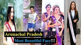 Arunachal Pradesh Most Beautiful Face!!!