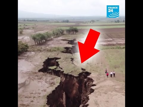 Kenya and the giant crack that divides Africa