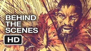 300 Behind The Scenes - Graphic Novel (2006) HD