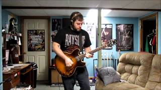 Gambar cover Angels and Airwaves - All That We Are (guitar cover)