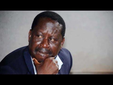Raila Odinga's Handshake Politics