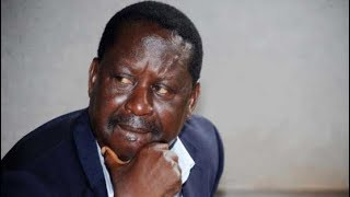 This is Raila's latest political handshake