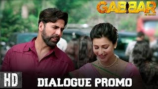 Dialogue Promo 4 - Gabbar Is Back