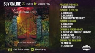 Video Painting Memories - Remembrance (2017, Full Album)