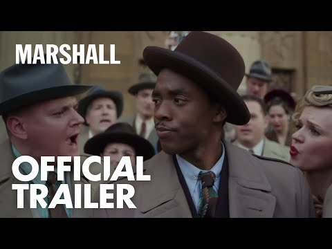 "Video trailer för MARSHALL - ""Official Trailer"" - Now Playing"