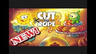 Cut the Rope 2 новые серии 2017 прохождение 21-31 уровень / Cut the Rope 2 Passage 21-30 level