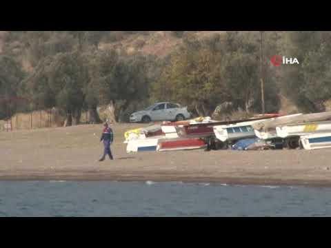Dikili'de 2 düzensiz göçmenin cesedine ulaşıldı, 1 kişi kurtarıldı