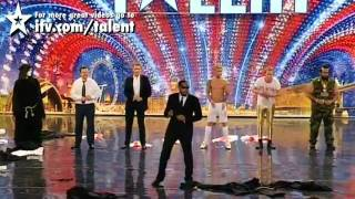 Britains Got Talent Entertainment like no other Video