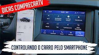FordPass Connect - Controlar o carro pelo celular