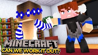 Minecraft-Carly&Scuba Steve-BACK TOGETHER OR ENEMIES FOREVER?!